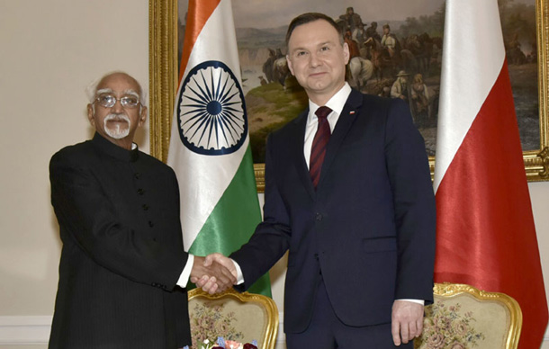 India, Poland ink agreement on agriculture