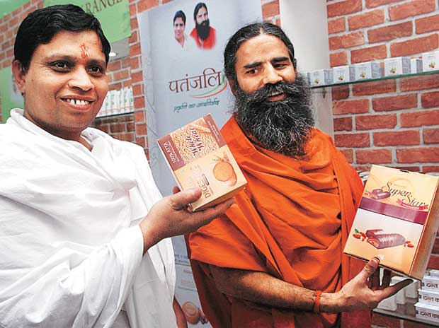 Patanjali All Set to Go Global: Acharya Balkrishna